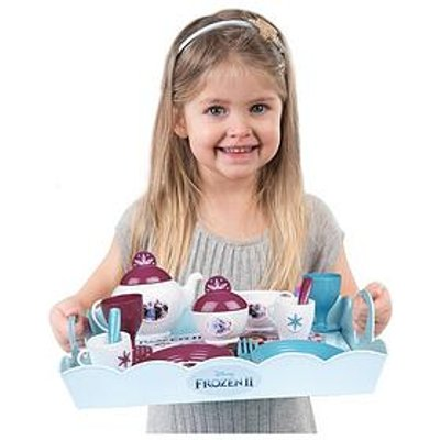 Smoby 2 Tea Set With Tray
