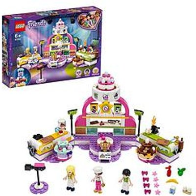 Lego Friends 41393 Baking Competition With Stephanie And Cakes