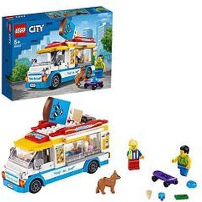 Lego City 60253 Great Vehicles Ice-Cream Truck