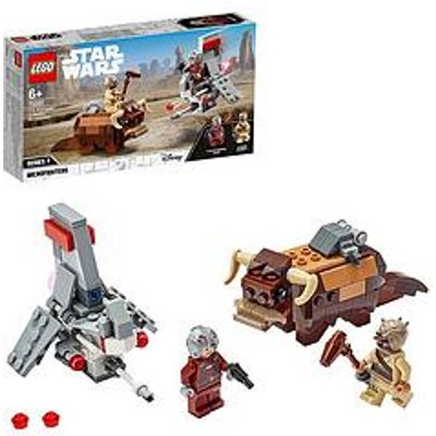Lego Star Wars 75265 T-16 Skyhopper Vs Bantha Microfighters