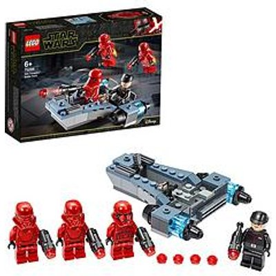 Lego Star Wars 75266 Sith Troopers Battle Pack With Battle Speeder