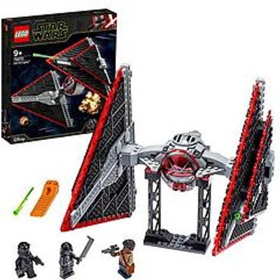 Lego Star Wars 75272 The Rise Of Skywalker: Sith Tie Fighter