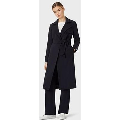 Hobbs Serena Coat - Navy