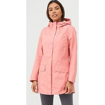 Jack Wolfskin Cape York Coat - Pink