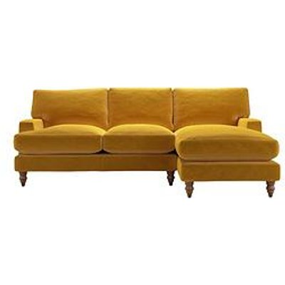 Sofa.Com Isla Fabric Medium Right Hand Facing Chaise Sofa