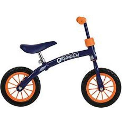 Hauck E-Z Rider Balance Bike - Navy