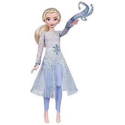 Disney Frozen Magical Discovery Elsa Doll