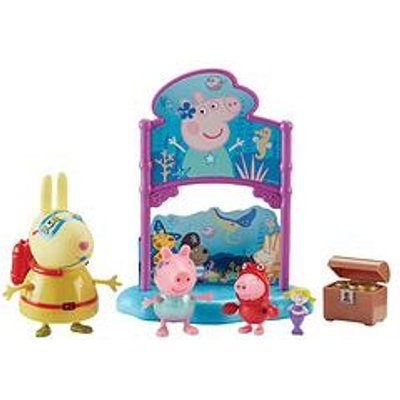 Peppa Pig Under The Sea Playset