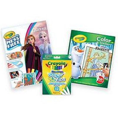 Crayola Frozen 2 Bundle