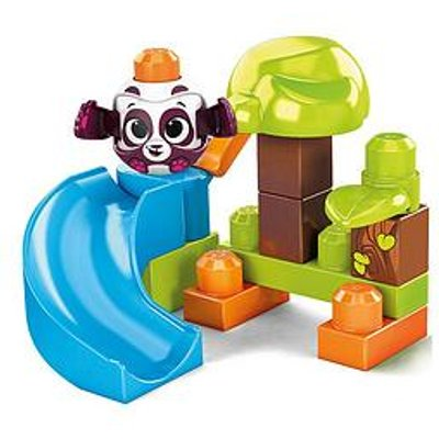 Mega Bloks Peek A Blocks Forest