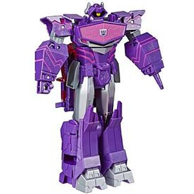Transformers Cyberverse Ultimate Shockwave Action Figure