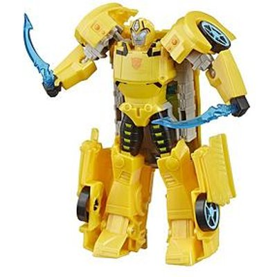 Transformers Cyberverse Ultra Class Bumblebee Action Figure