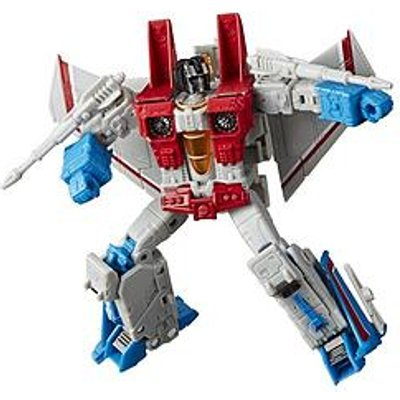 Transformers Generations War For Cybertron Earthrise Voyager Wfc-E9 Starscream
