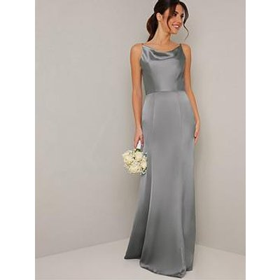 Chi Chi London Juliana Dress - Sage