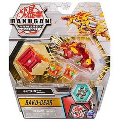 Bakugan Ultra Bakugan With Battle Gear - Assortment