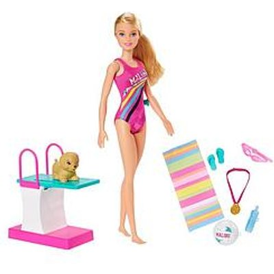Barbie Swimmer