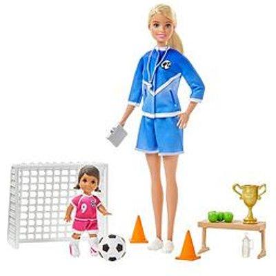 Barbie Football Playset