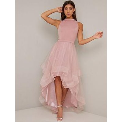 Chi Chi London Thaiy Dress - Mink