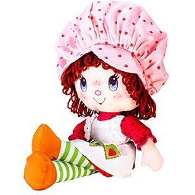 Strawberry Shortcake Strawberry Shortcake 40Th Anniversary Soft Doll