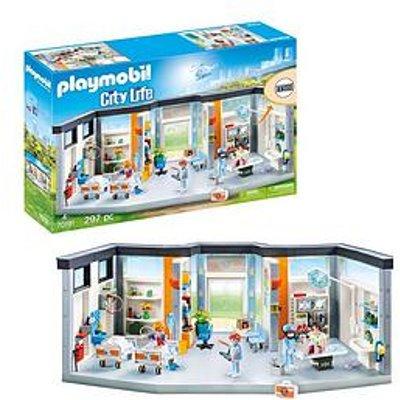 Playmobil 70191 City Life Hospital Clinic