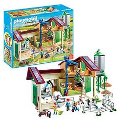 Playmobil Country Farm With Animals