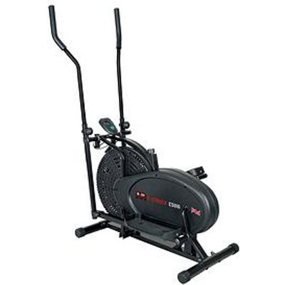Body Sculpture Be5916 Dual-Action Air Elliptical Cross Trainer