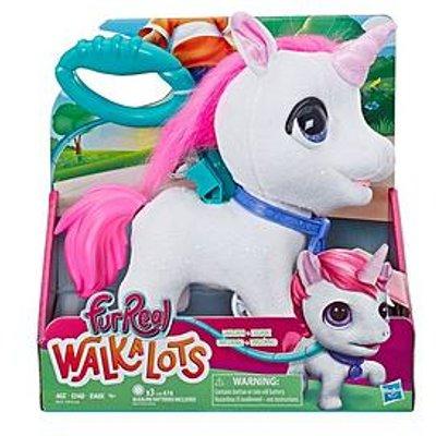 Furreal Friends Frr Walkalots Big Wag Trend Pet Unicorn