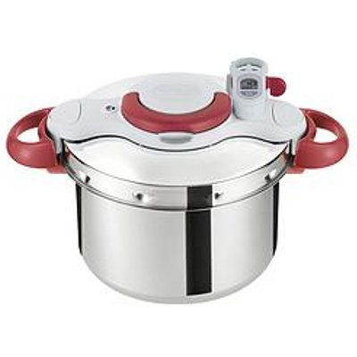 Tefal Clipso Minut Perfect Pressure Cooker - 6 Litres
