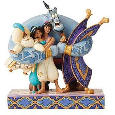 Disney Aladdin Group Hug Figurine