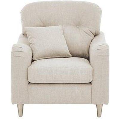 Toleno Fabric Armchair
