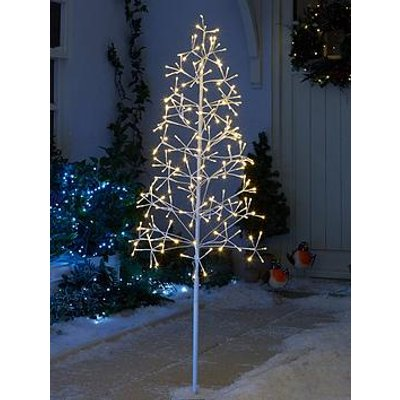 Outdoor/Indoor Starburst Twig Christmas Tree &Ndash; 5 Ft