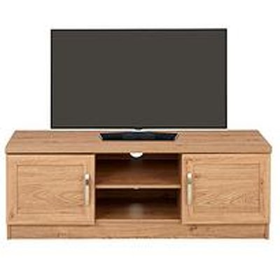 Camberley Tv Unit- Oak Holds Up To 48 Inch Tv