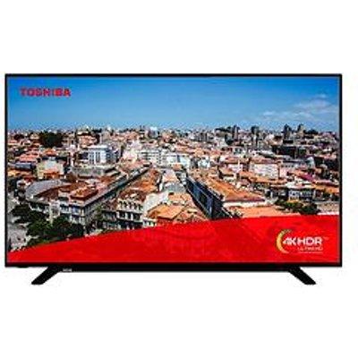 Toshiba Toshiba 49U2963Db, 49 Inch, 4K Ultra Hd, Hdr, Freeview Play, Smart Tv