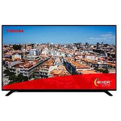 Toshiba 65U2963Db, 65 Inch, 4K Ultra Hd, Hdr, Freeview Play, Smart Tv