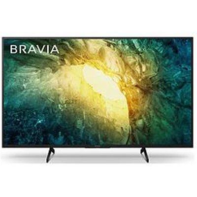 Sony Sony Bravia Kd49X70, 49-Inch, 4K Hdr Ultra Hd Tv - Black