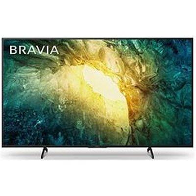 Sony Sony Bravia Kd55X70, 55-Inch, 4K Hdr Ultra Hd Tv - Black