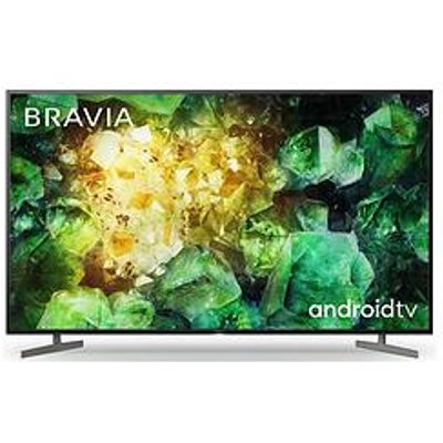 Sony Bravia Kd65Xh81, 65 Inch, 4K Hdr Ultra Hd, Android Smart Tv With Voice Remote - Black
