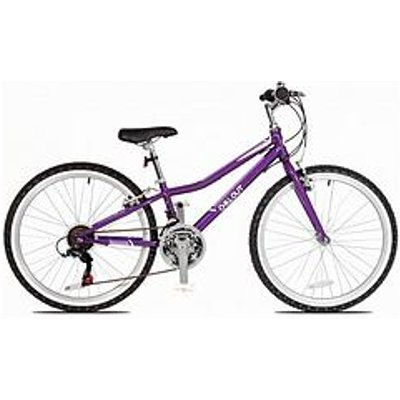 Concept Concept Chillout Girls 13 Inch Frame 24 Inch Wheel Bike Purple