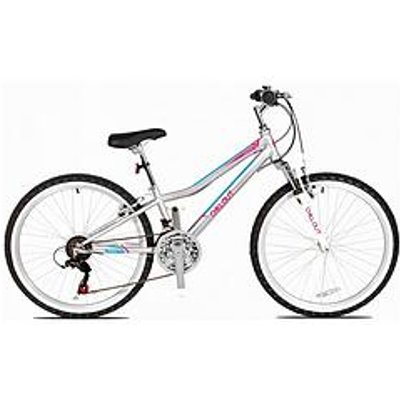 Concept Concept Chillout Girls 13 Inch Frame 24 Inch Wheel Bike Silver