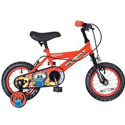 Concept Concept Cybot Boys 7 Inch Frame 12 Inch Wheel Bike Red