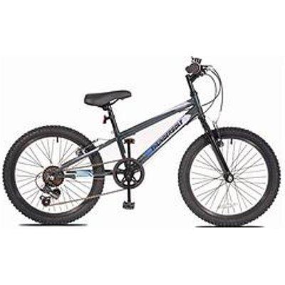 Concept Concept Thunderbolt Boys 9 Inch Frame 18 Inch Wheel Bike Blue