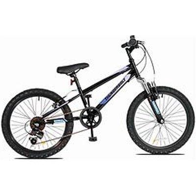 Concept Concept Thunderbolt Boys 9.5 Inch Frame 20 Inch Wheel Bike Black