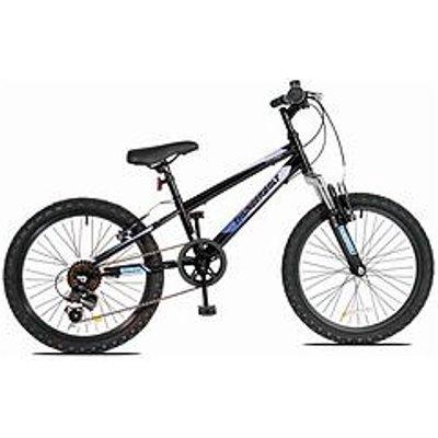 Concept Concept Thunderbolt Boys 13 Inch Frame 24 Inch Wheel Bike Black