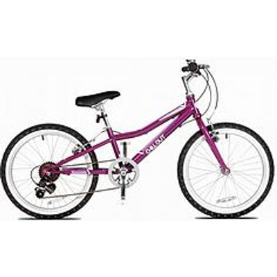 Concept Concept Chillout Girls 9.5 Inch Frame 20 Inch Wheel Bike Pink