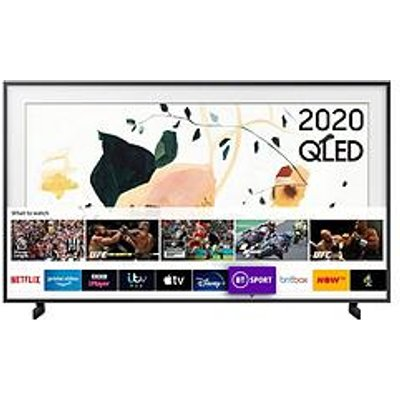 Samsung The Frame 2020 - 55 Inch, Qled, 4K Ultra Hd, Art Mode, Hdr, Smart Tv