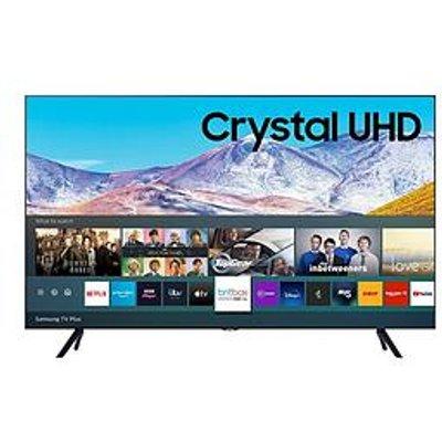Samsung Ue82Tu8000 82 Inch, Dual Led, 4K Ultra Hd, Hdr, Smart Tv