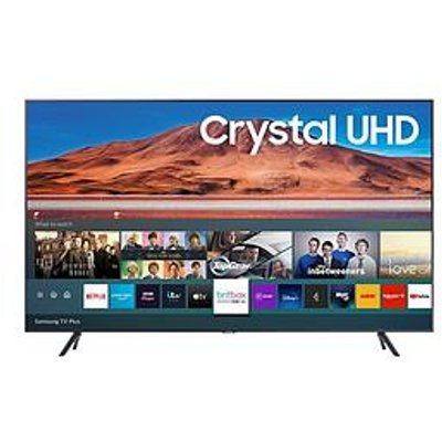 Samsung Ue43Tu7100 43 Inch, Crystal View, 4K Ultra Hd, Hdr, Smart Tv
