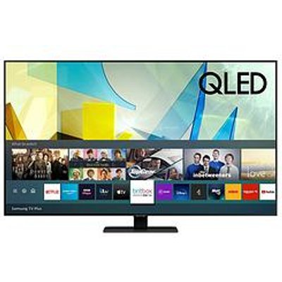 Samsung Qe49Q80T 49 Inch, Qled, 4K Ultra Hd, Quantam Processor, Object Tracking Sound, Hdr 1000, Smart Tv