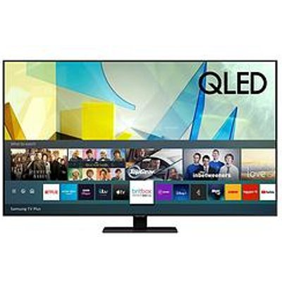 Samsung Qe75Q80T 75 Inch, Qled, 4K Ultra Hd, Quantam Processor, Object Tracking Sound, Hdr 1500, Smart Tv