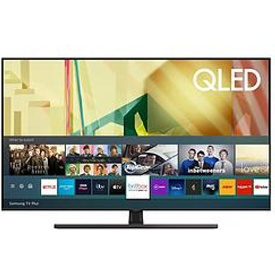 Samsung Qe75Q70T 75 Inch, Qled, 4K Ultra Hd, Quantam Processor, Hdr 1000, Smart Tv